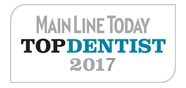 Mainline Today Top Dentist 2017